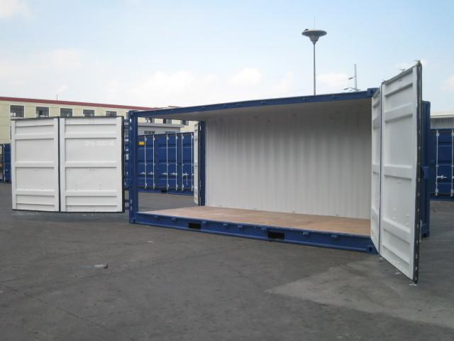 Venta de contenedores maritimos aneltia trading s l - Contenedores usados para vivienda ...