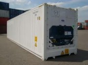 Contenedor 40' HC Reefer, Carrier ML-3, 2013, new