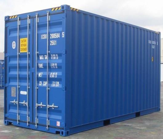 Venta Contenedores 20' HC, Contenedor 6 Metros High Cube