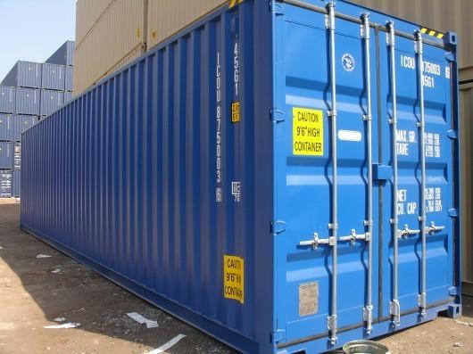 Contenedores 40 39 hc contenedor 12 metros high cube - Contenedor maritimo segunda mano ...