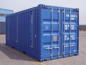 Container 20' Hard Top
