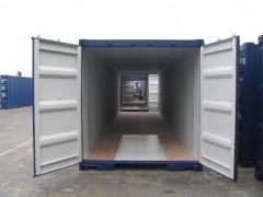 Contenedor 40' Dobles puertas