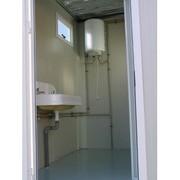 modulo sanitario 2,30 mts. interior