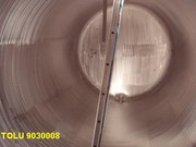 contenedor cisterna 6 mts.
