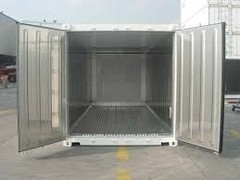 container 20' reefer new inside