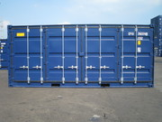 Container 20' Open Side