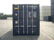 Container 20' High Cube Open Side
