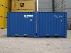 Set containers Duocon 10' + 10'